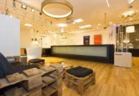 Kosice showroom BELLATRIX osvetlenie