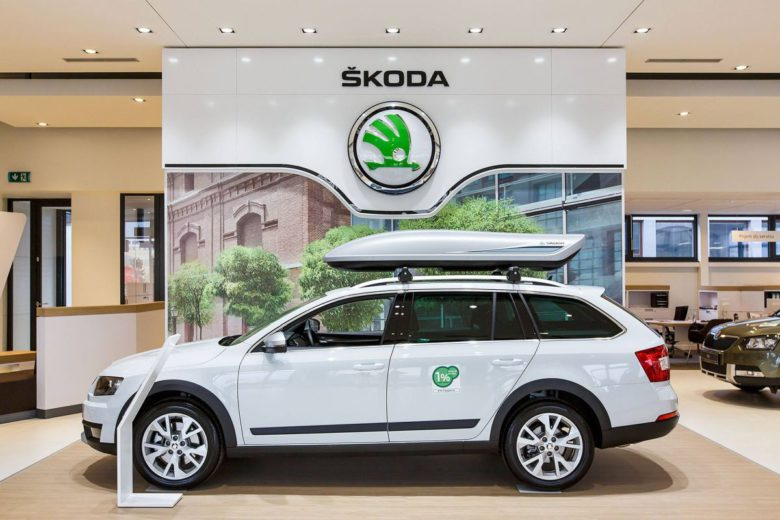 BELLATRIX Škoda Auto Gabriel - Košice