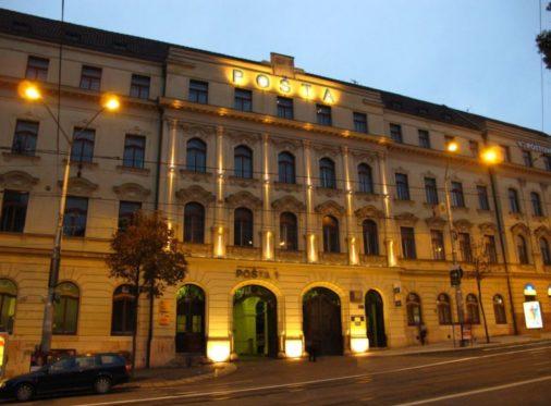 BELLATRIX Hlavná pošta - Bratislava