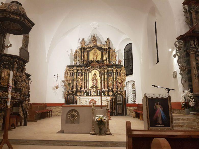 BELLATRIX Kostol - Liptovské Matiašovce