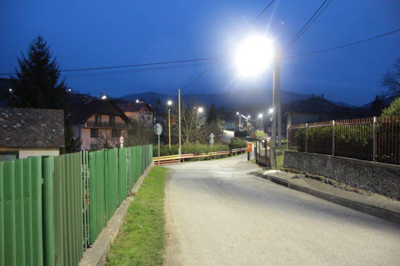 BELLATRIX Verejné osvetlenie - Trnkov