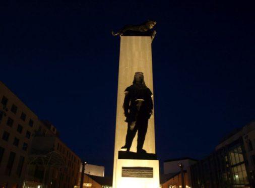 Pamätník gen. M.R. Štefánika - Bratislava