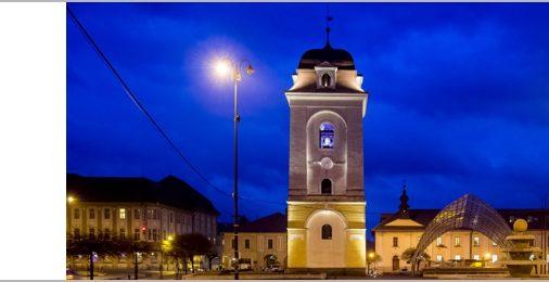 mestska veza brezno osvetlenie BELLATRIX