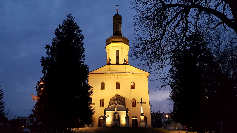 kostol kalvaria kosice BELLATRIX