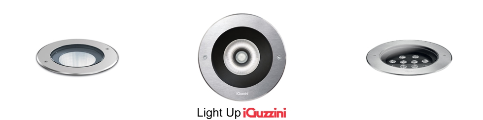 light up IGuzzini BELLATRIX