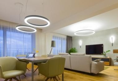 osvetlenie interieru bytu BELLATRIX