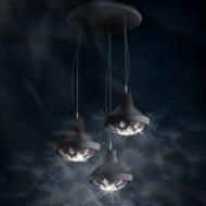 Swarovski visiaca lampa Estrella do bytu