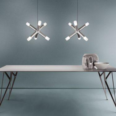 diyajnové talianske lampy Mystes